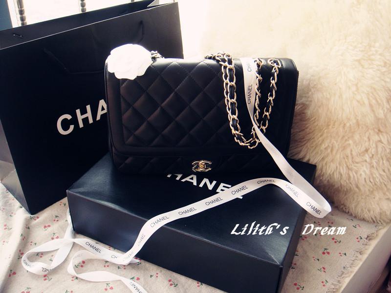 chanel香奈儿包包-美丽