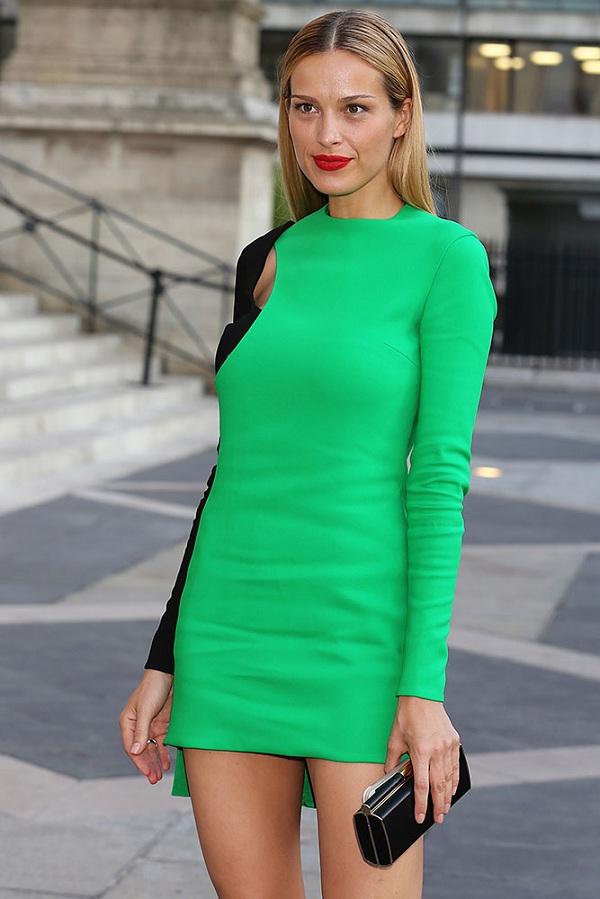2015巴黎高定时装秀明星街拍特辑