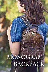 MONOGRAM BACKPACK专柜新款LV休闲度假双肩包M41562