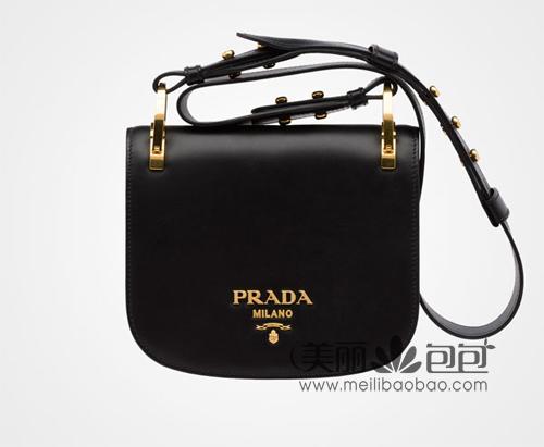 活捉一只Prada马鞍包 你确定不来看一眼吗?