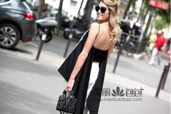这么有女人味的lady Dior迷你链条包你喜欢吗?