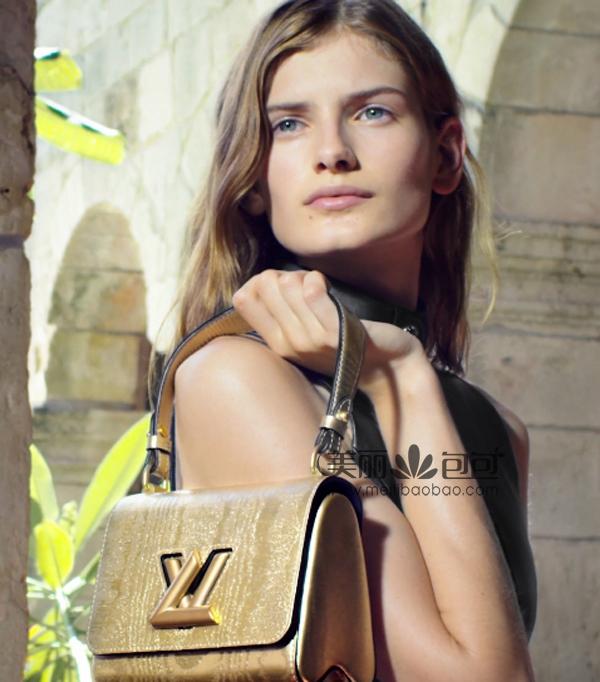2018夏季lv女士系列广告大片 lv又有哪些新款?