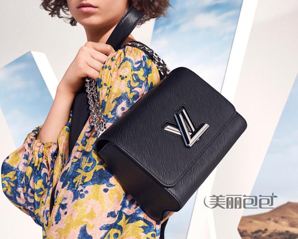 TWIST LV链条包新款大全 2018春夏广告特辑