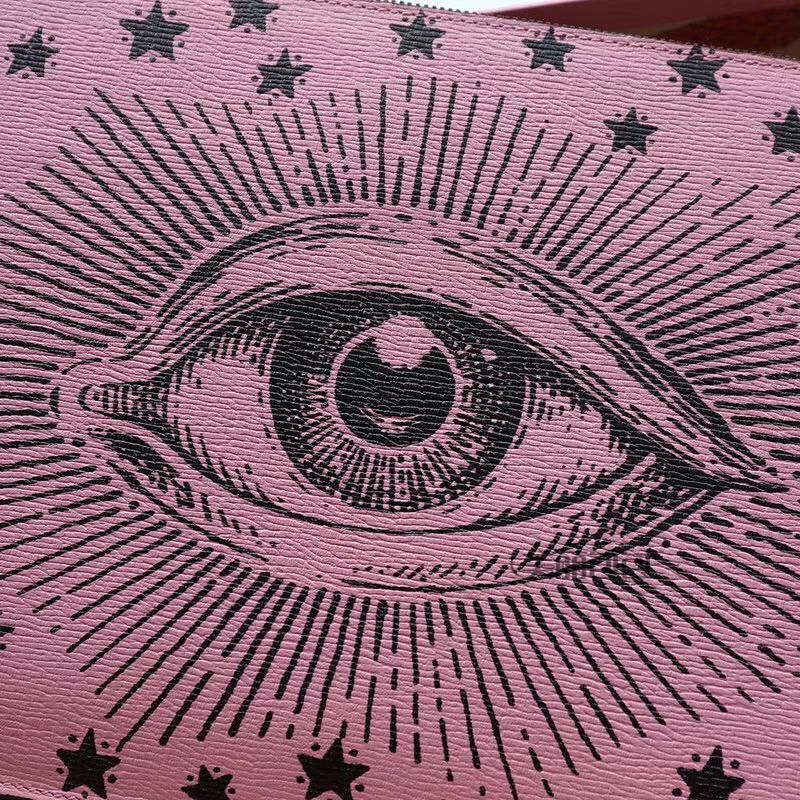 星星眼睛粉嫩色 gucci又一个充满少女心的系列