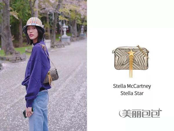 今年秋冬季搭配什么包包?盘点刘雯最近街拍中的时髦大牌包