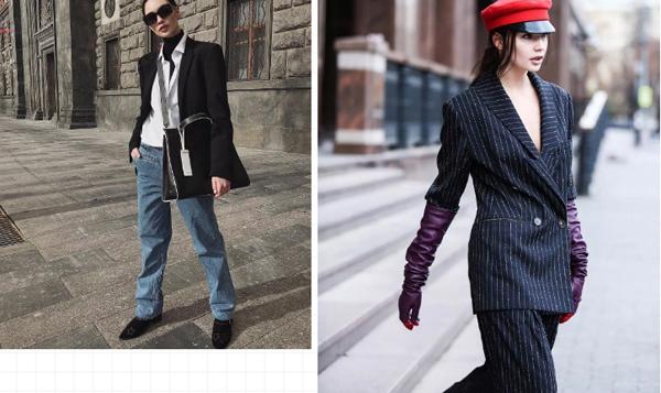 盘点INS网红时尚博主最近背的大牌包包