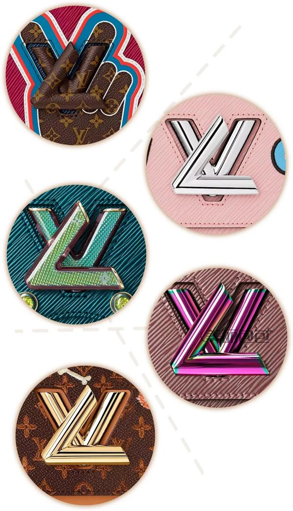 这么多lv锁扣包 你喜欢哪一款?