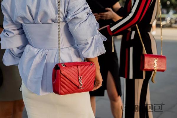 香奈儿包包的进口关税是好多,高仿Chanel鳄鱼纹流浪包