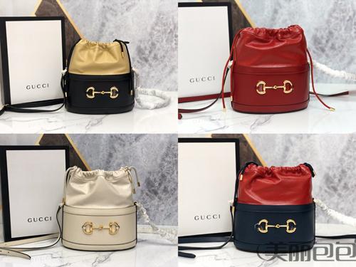 明星抢着背的gucci 1955马衔扣包包 又推出了哪些新款?