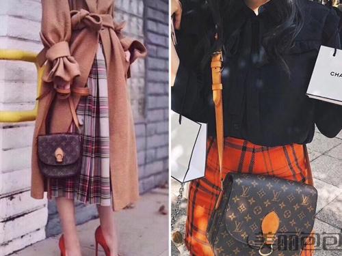 时髦精抢着背的lv中古包 你知道有哪些款式吗?