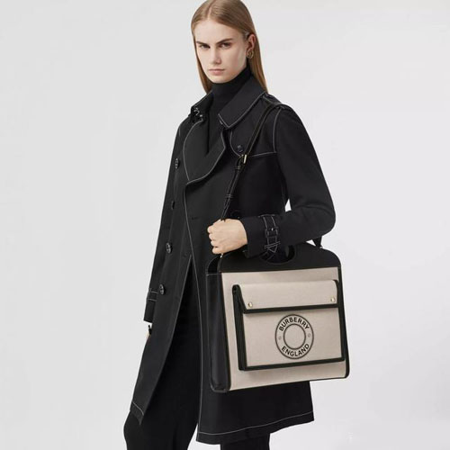 burberry Pocket包2020巴宝莉走秀款 新尺寸与新搭法