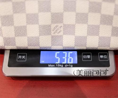 lv gucci 香奈儿热门经典包 重量分别是多少?