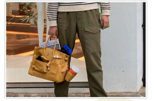 最近很火的爱马仕包包上新了 张雨琦又想种草哪几款