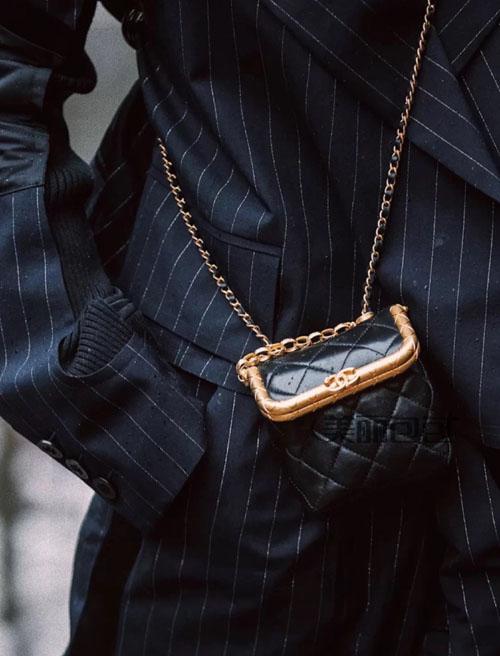 香奈儿2020高级手工坊夹子包晚宴包来了 款式图片与价格