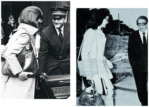 普拉达hobo 古驰Jackie 1961 两款腋下包搭配较量 哪款更迷人?