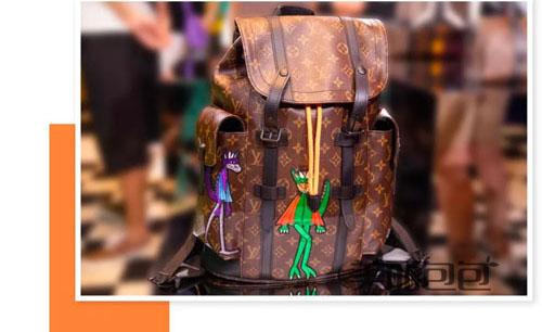 lv2021春夏男装大秀来上海 除了看吴亦凡 这些包包也很Nice