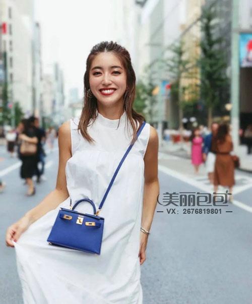 你喜欢的爱马仕 迪奥 香奈儿包包 和日本超模的神仙搭配