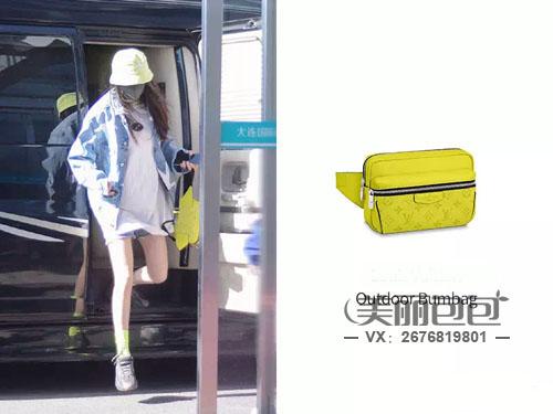 杨幂2020街拍的32款包包 来看看你喜欢哪些款式吧