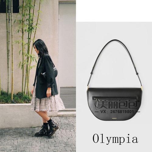 除了香奈儿思琳外 项偞婧刘雯还喜欢这些品牌的包包