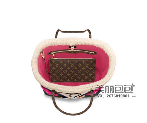时尚特别的lv秋冬新款 软绵绵的剪羊毛包包你喜欢吗?