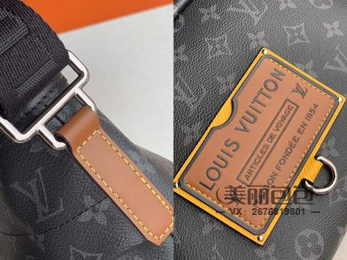 lv Gaston Labels限量系列男包怎么样 款式评测 图片与价格