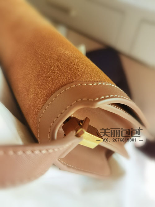 ysl solferino豆腐包推出鹿绒皮新款了 承包你秋冬季的时尚