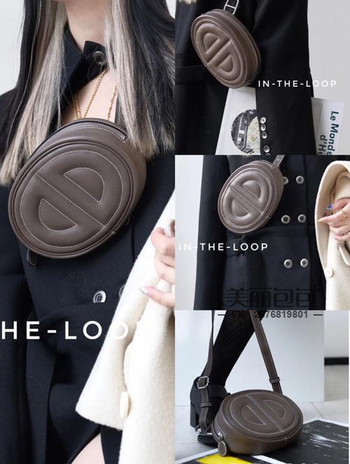 有一种人见人爱 叫做in the loop爱马仕腰包