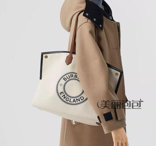 打卡巴宝莉2021新款女包 从白色帆布包到牛年特别系列