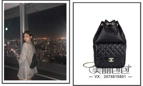 权志龙和Jennie的定情信物 是这些香奈儿包包吗?