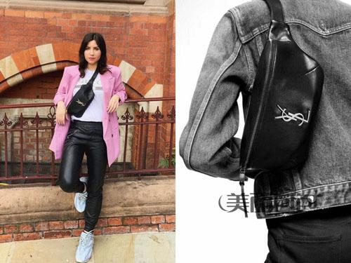 低调又酷的ysl classic腰包胸包 究竟要不要买?
