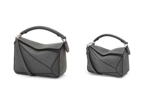2021秋季罗意威几何包和水桶包 新颜色尺寸合集