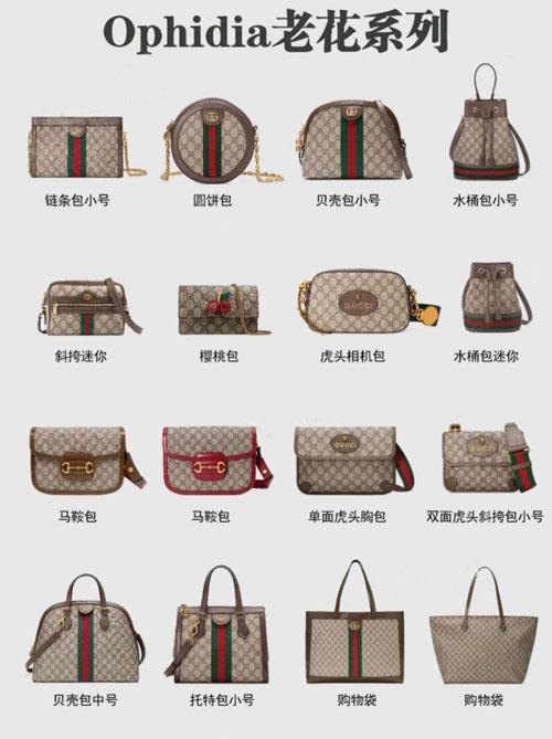 第一个奢侈大牌包你是选了lv还是gucci?