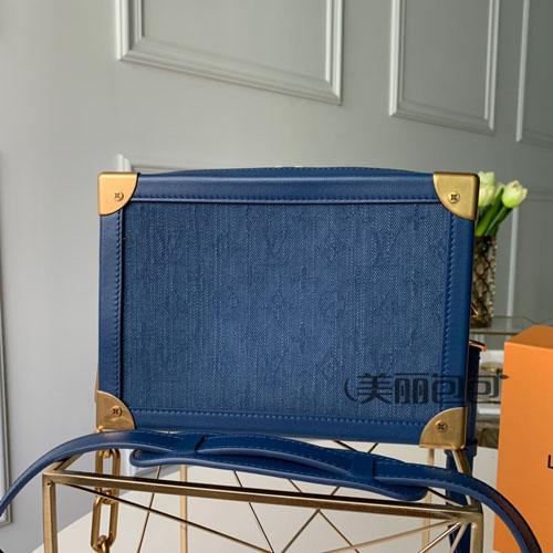 lv男款最潮soft trunk复古盒子包 原来这么多款式!