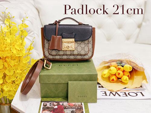 2021新款gucci padlock邮差包怎么样?是否值得买?