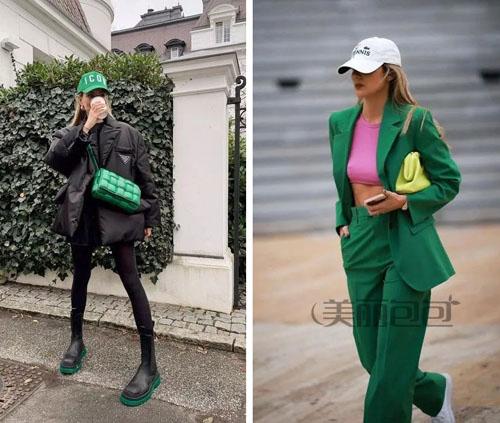 2021秋冬流行色 哪些颜色的包包值得入手?
