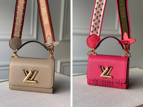 从中古款到新款 lv时下有哪些锁扣包值得买?