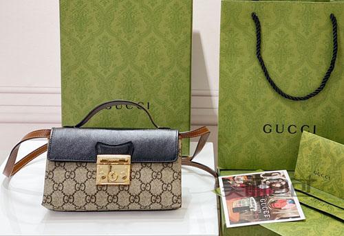 想要特别些的包?这几款gucci盒子包可以安排!