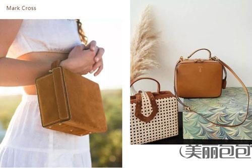 100款棕色女包分享!承包你秋冬季的时尚搭配