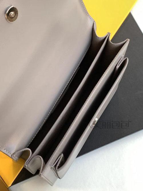 2021秋冬季搭配显气质 这些高级灰色ysl包可以安排!