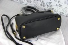 新款PRADA女包 十字纹牛皮普拉达贝壳包BL0812/BL0837/BL0838HN