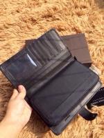 BV最新长款搭扣多功能钱包/手包 男女通用 最优品质 编织打蜡小牛皮