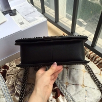 2016早秋新款 巴黎在罗马高级手工坊le boy chanel链条包 手提包
