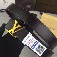 原单Utah皮革LV INITIALES UTAH腰带M6902Q
