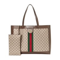 gucci ophidia子母包 古驰帆布tote购物袋547947