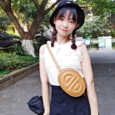 hermes in the loop猪鼻腰包胸包 爱马仕swift牛皮绗缝圆饼包