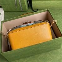 古驰泰迪熊联名款小箱子 gucci ophidia链条盒子包602576
