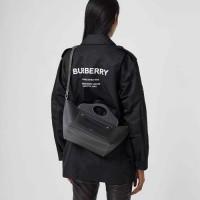 burberry pocket系列新版tote女包 巴宝莉全皮口袋包